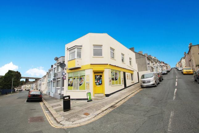 Thumbnail Flat for sale in College Road, Plymouth