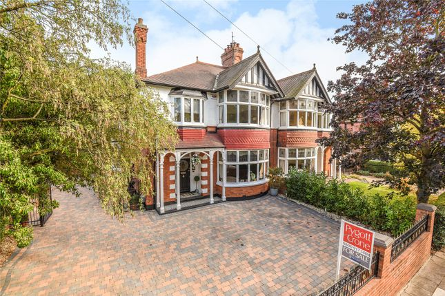 Thumbnail Semi-detached house for sale in Park Drive, Grimsby