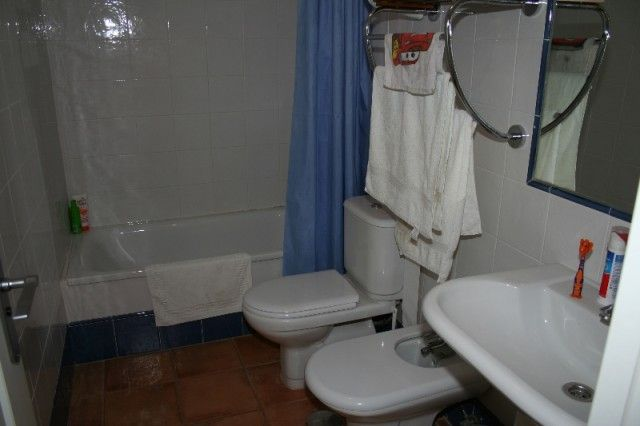 Bathroom of Spain, Granada, Almuñecar, La Herradura