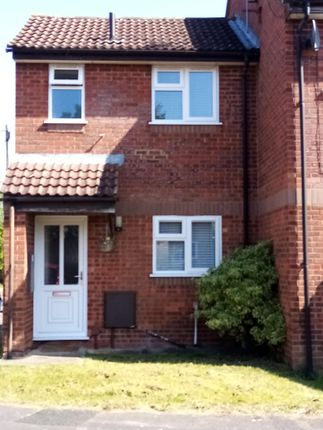 1 bed end terrace house to rent in Cherry Close, Hardwicke, Gloucester GL2