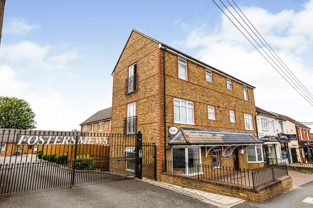 Front of Fosters Mews, Station Road, Longfield, Kent DA3