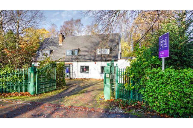 Thumbnail Detached house for sale in Blackroot Road, Sutton Coldfield