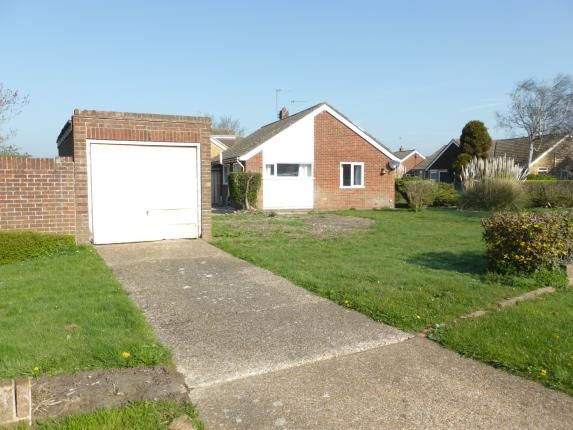 Thumbnail Bungalow for sale in Sycamore Close, Lydd, Romney Marsh, Kent