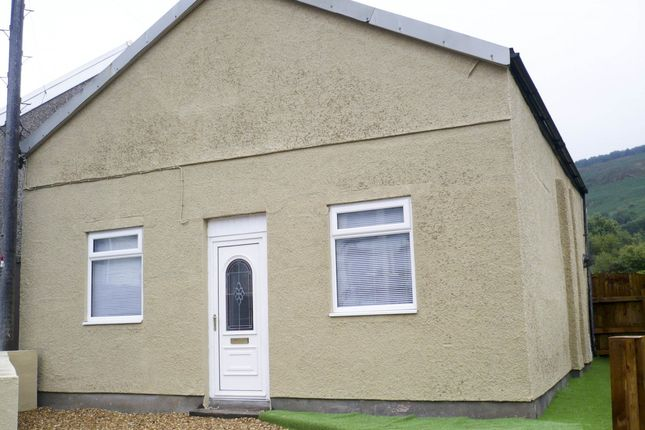 Thumbnail Detached bungalow for sale in Llwynypia -, Tonypandy