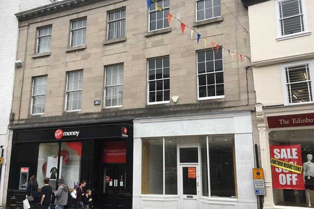 Thumbnail Retail premises to let in Stricklandgate, Kendal