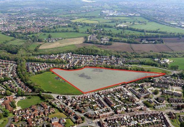 Thumbnail Land for sale in Gatewen Road, New Broughton, Wrexham