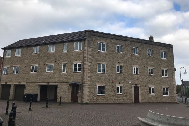 Thumbnail Flat to rent in Market Avenue, St. Georges, Weston-Super-Mare