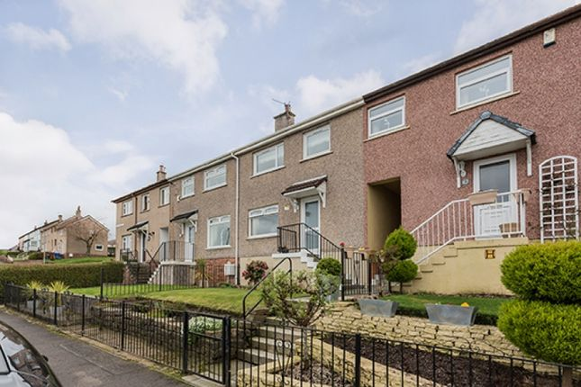 Thumbnail Terraced house for sale in Cardross Avenue, Port Glasgow, Renfrewshire