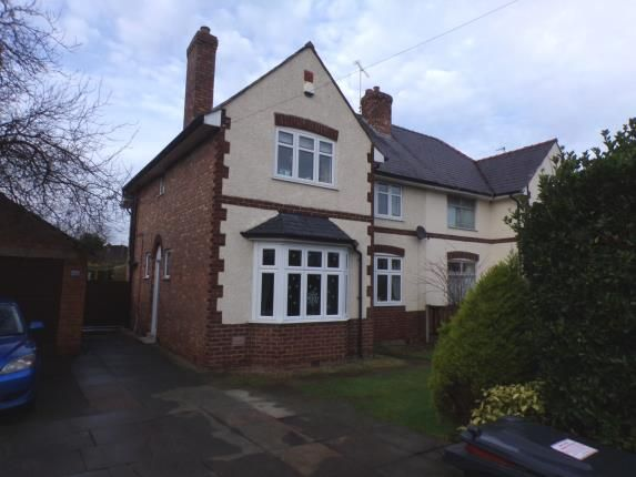 Thumbnail Semi-detached house for sale in Blacon Point Road, Blacon, Chester, Cheshire