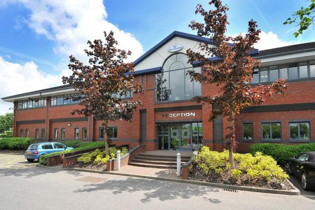 Office to let in Edwin Foden Business Centre, Sandbach