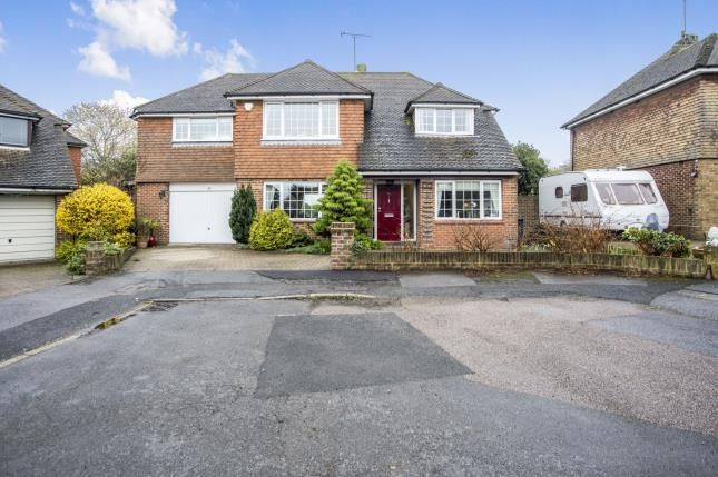 Thumbnail Detached house for sale in Colewood Drive, Rochester, Kent