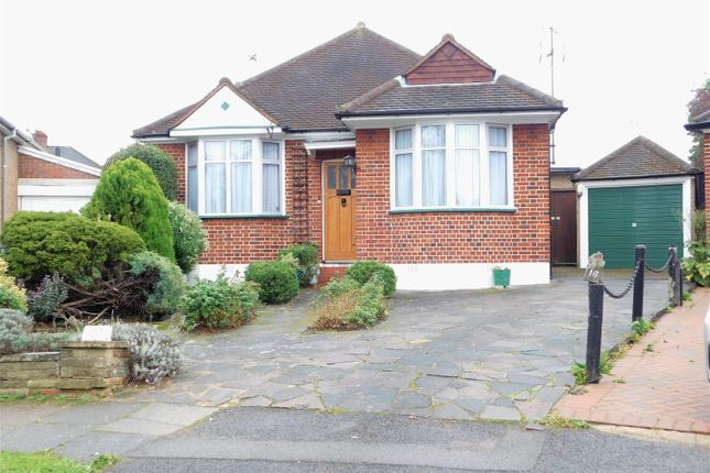 Thumbnail Detached bungalow for sale in Parkthorne Close, North Harrow, Harrow