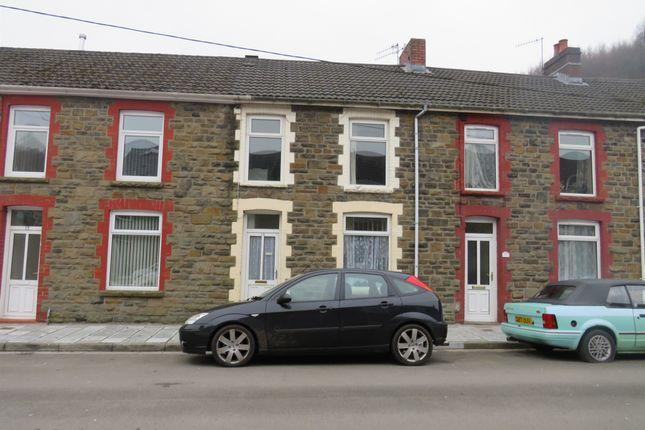 Thumbnail Terraced house for sale in Bridge Street, Ynysddu, Newport