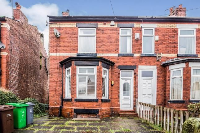 Thumbnail Terraced house for sale in Ashford Road, Manchester, Greater Manchester