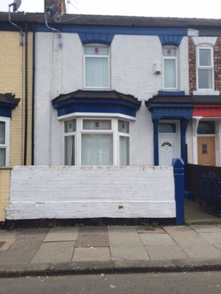 Thumbnail Terraced house to rent in Oxford Road, Thornaby