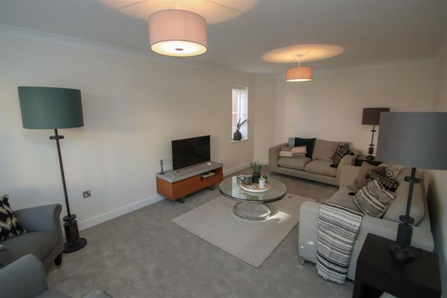 Lounge of Gateway Avenue, Baldwins Gate, Newcastle ST5