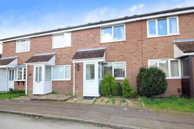 Thumbnail Terraced house for sale in Amderley Drive, Norwich