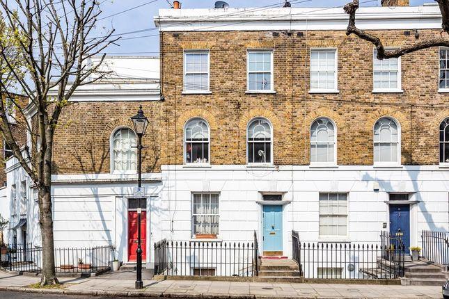 Thumbnail Terraced house for sale in Burgh Street, London