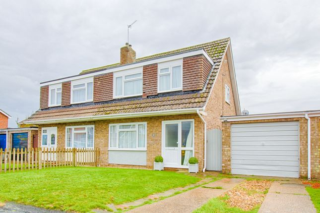 Thumbnail Semi-detached house for sale in Village Close, Kirby Cross, Frinton On Sea