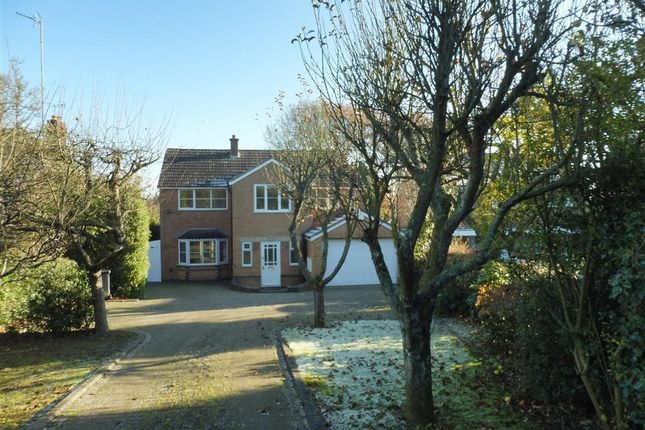 Thumbnail Detached house to rent in Cromwell Lane, Burton Green, Kenilworth