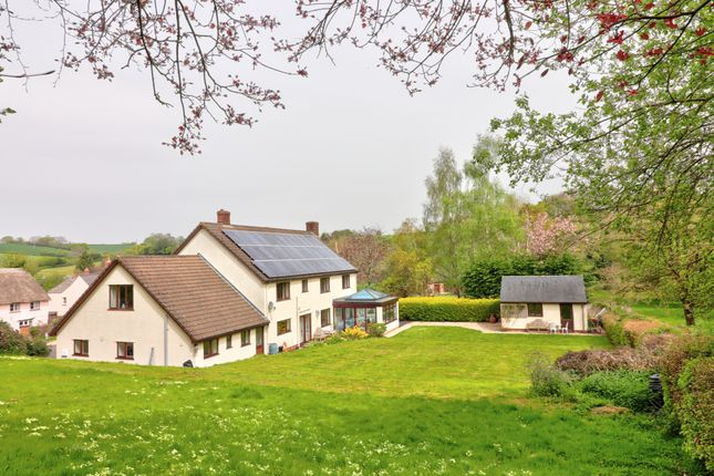 Thumbnail Detached house for sale in Monksilver, Taunton