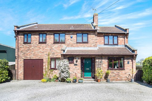 Thumbnail Detached house for sale in Main Street, Gowdall, Goole