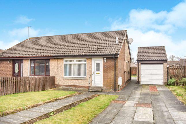 Thumbnail Semi-detached bungalow for sale in Park Place, Livingston