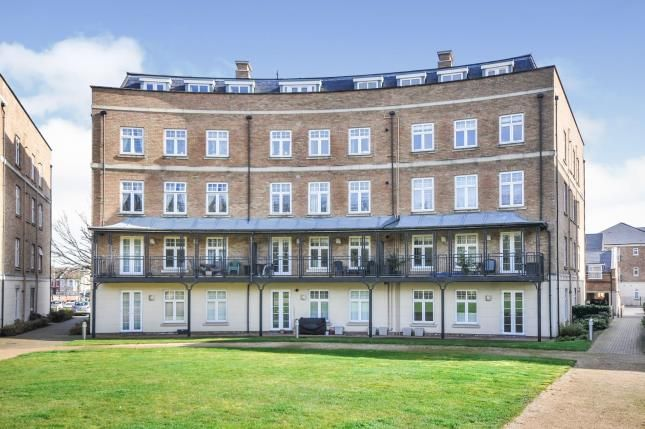 Exterior of Evelyn Court, 4 Jefferson Place, Bromley, Kent BR2