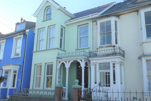 Thumbnail Terraced house for sale in Park Street, New Quay