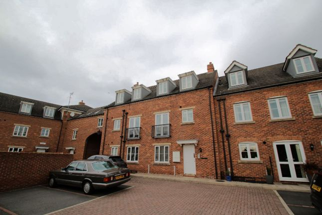Thumbnail Flat for sale in Browning Court, Chesterfield