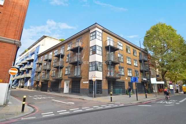 Thumbnail Flat for sale in Lafone Street, London