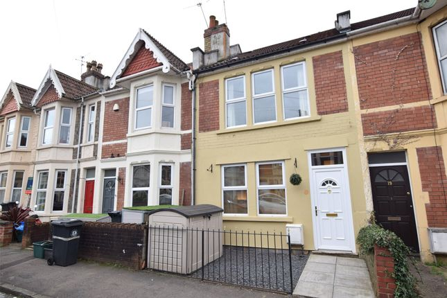 Thumbnail Terraced house for sale in Repton Road, Bristol, Somerset