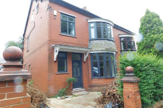 Thumbnail Semi-detached house to rent in Selkirk Avenue, Oldham