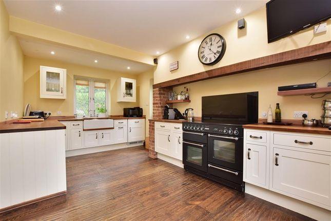 Thumbnail Semi-detached house for sale in Spode Lane, Cowden, Edenbridge, Kent