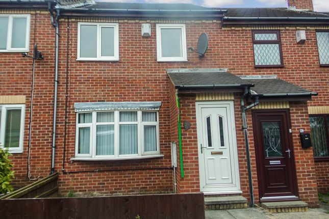 Thumbnail Terraced house to rent in Beecher Street, Blyth