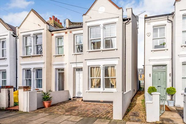 Thumbnail End terrace house for sale in Kohat Road, Wimbledon, London