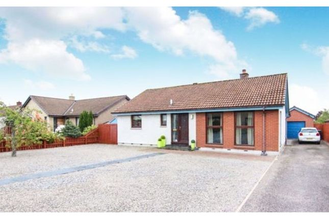 Thumbnail Detached bungalow for sale in Braeview Park, Beauly