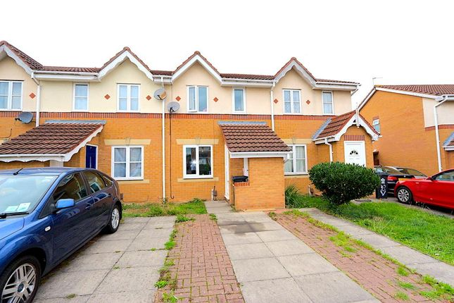 Thumbnail Terraced house for sale in Boynton Road, Leicester