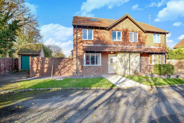 Thumbnail Semi-detached house for sale in Quarrington Close, Thatcham