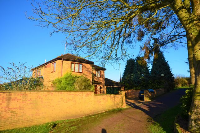 Thumbnail Detached house for sale in Stanion Road, Brigstock, Kettering