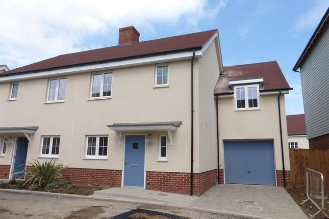 Thumbnail Semi-detached house to rent in Jackson Bacon View, Beaulieu Heath, Chelmsford