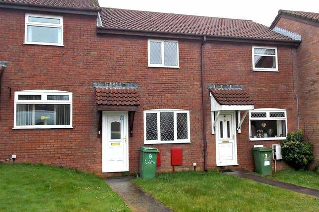 Thumbnail Terraced house to rent in Llys Garth, Llantwit Fardre, Pontypridd