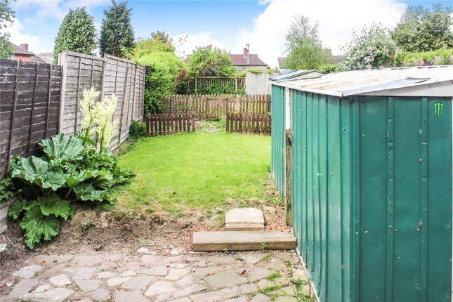 Garden of Mortimer Way, Leicester LE3