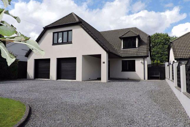 Thumbnail Detached house for sale in Dyffryn Road, Ammanford