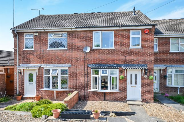 Thumbnail Terraced house for sale in Barlow Drive North, Awsworth, Nottingham