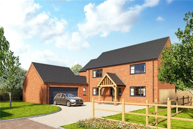 4 bed detached house for sale in Hall Lane, Moulton Seas End, Spalding PE12