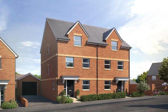 Thumbnail Semi-detached house for sale in Hayne Farm, Hayne Lane, Gittisham, Honiton, Devon