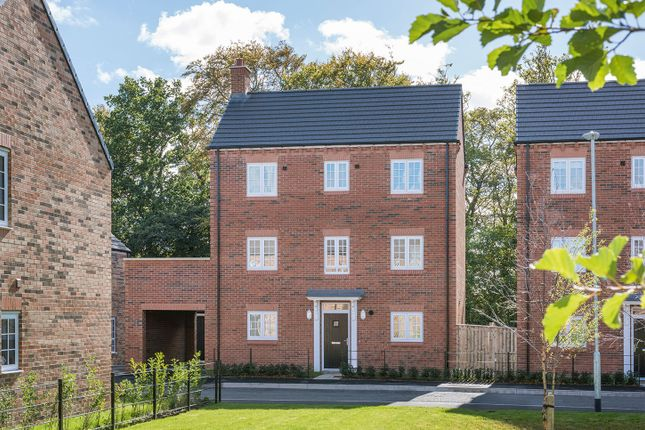 """Thumbnail Detached house for sale in """"The Dorchester"""" at Hartburn, Morpeth"""