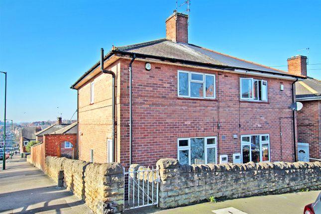 Thumbnail Semi-detached house for sale in Sneinton Boulevard, Sneinton, Nottingham