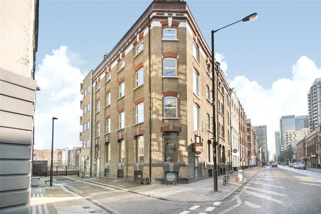 Exterior of Eastone Apartments, 10 Lolesworth Close, London E1